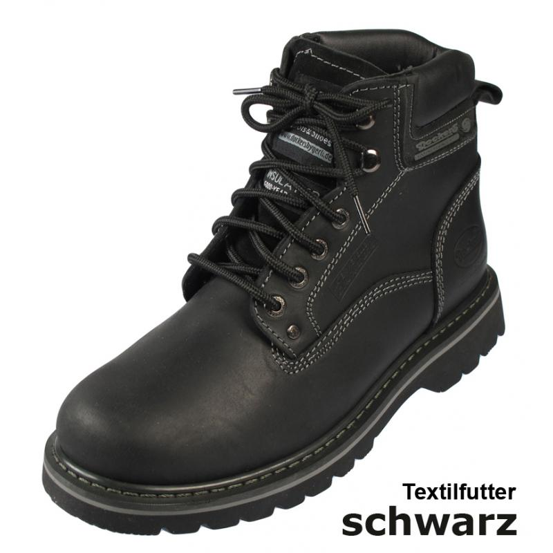 neu dockers herren leder winterstiefel boots winter schnee stiefel schuhe ebay. Black Bedroom Furniture Sets. Home Design Ideas