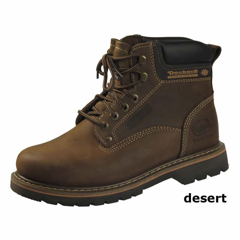 dockers herren leder winterstiefel boots winter schnee stiefel schuhe wow ebay. Black Bedroom Furniture Sets. Home Design Ideas