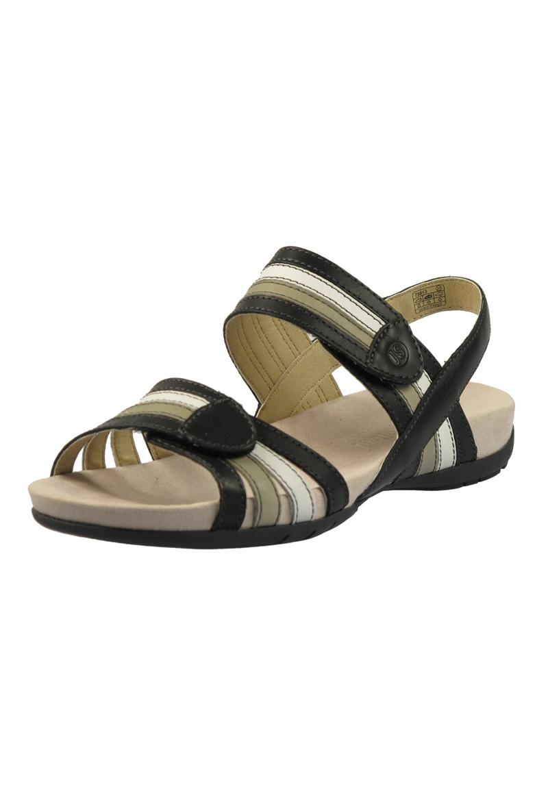 josef seibel sandalen neu damen schuhe leder ebay. Black Bedroom Furniture Sets. Home Design Ideas